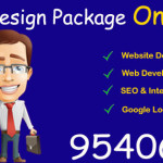 Website Design in Pashchim Vihar