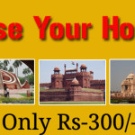 Luxury Hotels near old delhi railway station