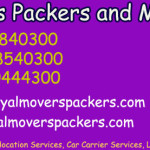 Packing and Moving Services in Anubhav Nagar Bangalore